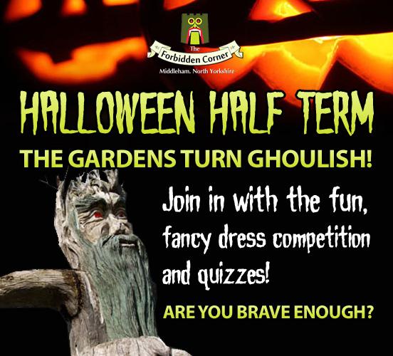 Halloween 2012 at The Forbidden Corner