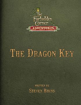 The Dragon Key book