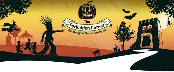 Halloween 2013 at The Forbidden Corner