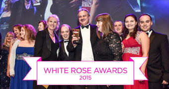 White Rose Award Winners