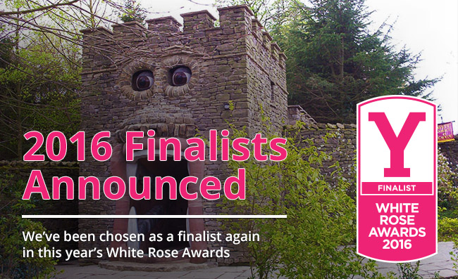 White Rose Award Finalists 2016